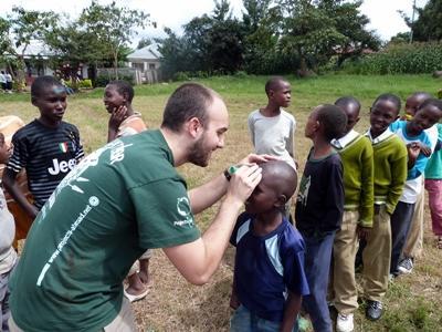 Sport les geven in Tanzania