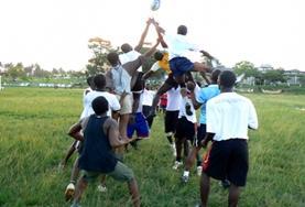 Rugby vrijwilligersproject in het buitenland: Ghana