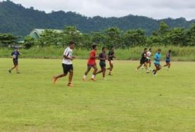 Doe vrijwilligerswerk op het rugby project in Samoa en help de lokale vereniging bij de trainingen.