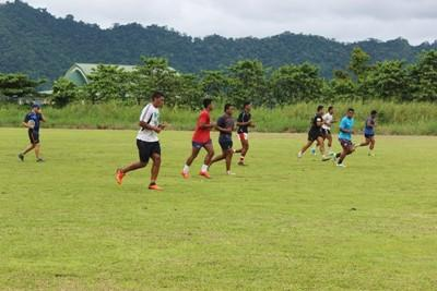 Vrijwilligerswerk rugby project Samoa
