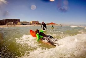 Sport projecten in het buitenland: Surf project