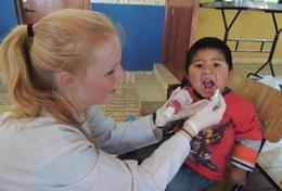 Gezondheidszorg stage in het buitenland: Tandheelkunde