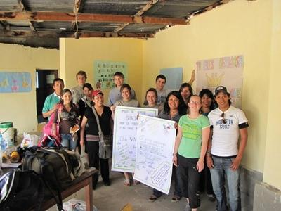 Taalcursus Engels in Bolivia