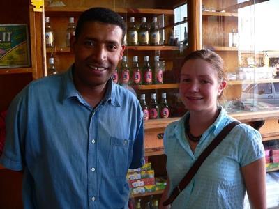 Taalcursus Engels in Ethiopië