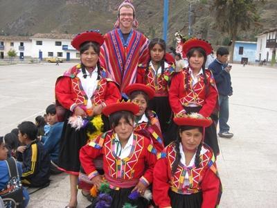 Taalcursus Quechua in Peru