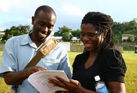 Een taalcursus Engels in Jamaica helpt je om te communiceren met je gastgezin en de andere vrijwilligers.