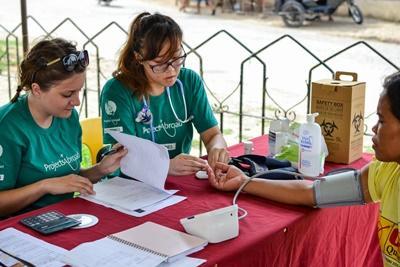 Leer meer over de gezondheidszorg op de Filippijnen tijdens de Public Health twintigersreis.