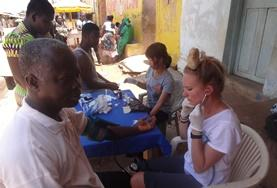 Twintigersreis: Ghana