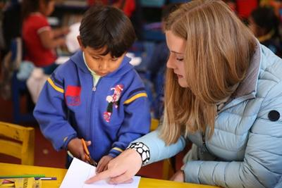 Jouw hulp is nodig in zorgcentra in Peru