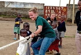 Help mee op het Sociaal & Samenlevingsproject in Ghana tijdens de groepsreis voor twintigers.