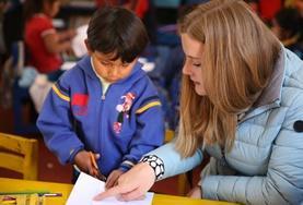Help lokale medewerkers bij de zorg en het onderwijs van kinderen in Peru tijdens deze twintigersreis.