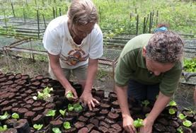 Groepsreizen voor 50-plussers met vrijwilligerswerk: Ecuador