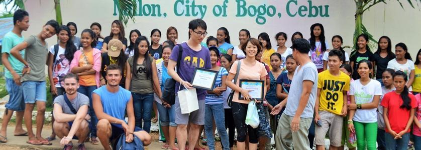 Groepsreis Bouw & Samenlevingsproject Filippijnen