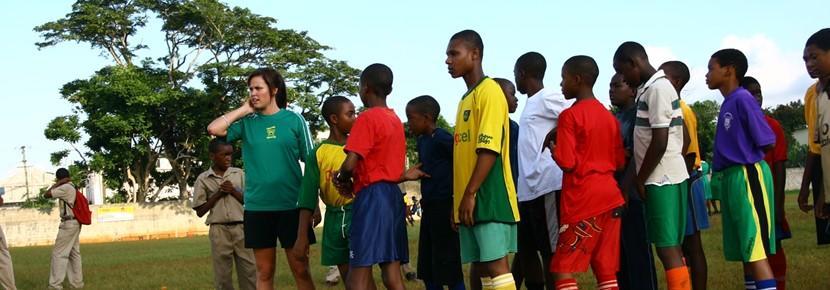 Sport project Jamaica