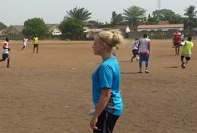 Groepsreizen Sport project: Ghana
