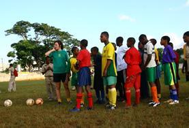 Groepsreizen Sport project: Jamaica
